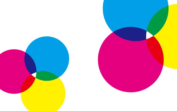 RGBとCYMKの違いについて